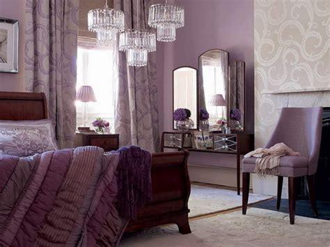wohnideen schlafzimmer lila magisches lila schlafzimmer für moderne inneneinrichtung