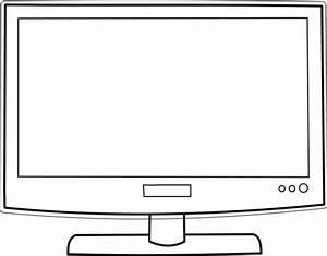 Tv Television Drawing Free Vector Download 90216 Free
