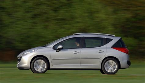 Peugeot 207 Sw by Peugeot 207 Sw 2007 2013 Features Equipment And