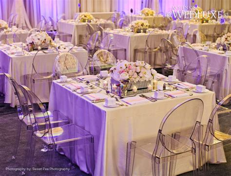wedding tables and chairs wedding reception table settings weddings romantique