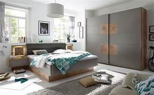 Günstige Schlafzimmer Komplett : schlafzimmer komplett set 4 tlg capri bett 180 ~ Watch28wear.com Haus und Dekorationen