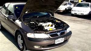 Holden Vectra V6 Cdx 1998  2 5l  Auto