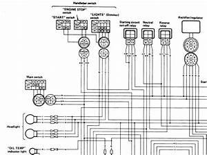1987 Yamaha Moto 4 350 Wiring Diagram