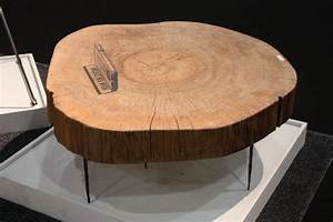 Wood coffee table from minimalist to wonderfully intricate for Unfinished round coffee table