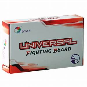 Brook Universal Fighting Board Xbox  Ps3  Ps4  Wiiu