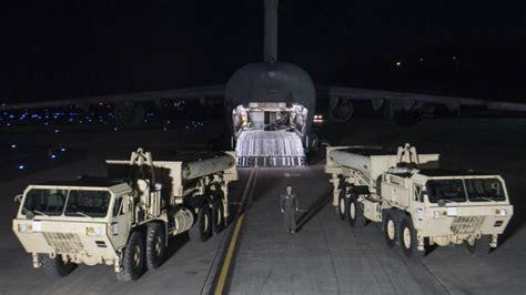 China rebukes US for anti-missile shield in South Korea ...