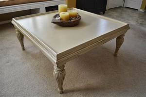 B, U0026, 39, S, Refurnishings, Large, Square, Coffee, Table