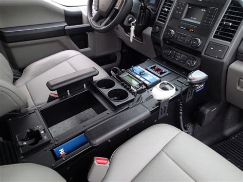 havis products      vehicle specific console