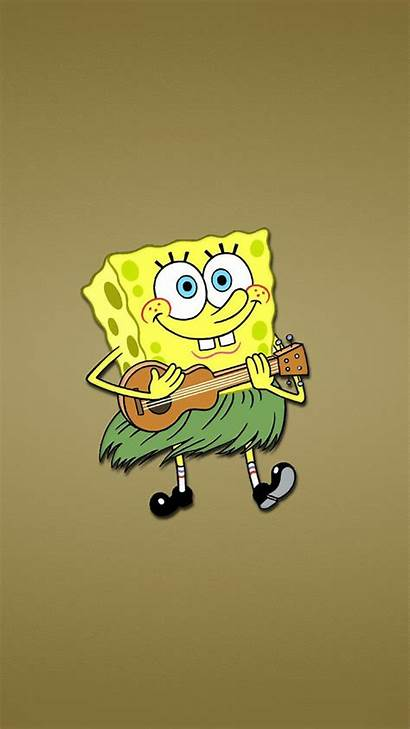 Wallpapers Funny Spongebob Iphone Cartoon Cool Mobile
