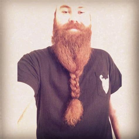 braided beard  beards youll   boyfriend
