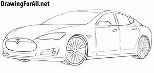 Tesla Model S Electrical Diagram  Tesla  Auto Parts