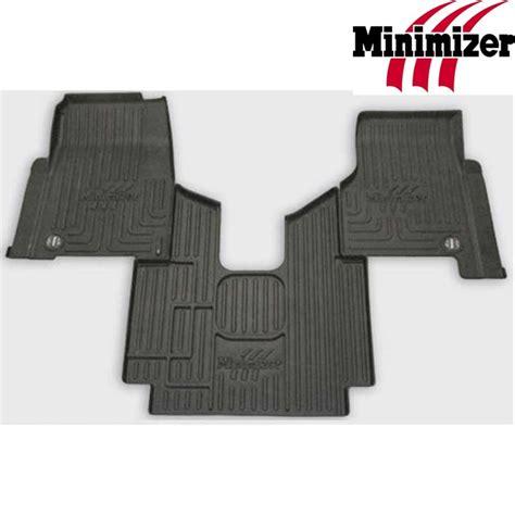 Minimizer Floor Mats Freightliner by Freightliner Cascadia Minimizer Thermoplastic Floor Mat