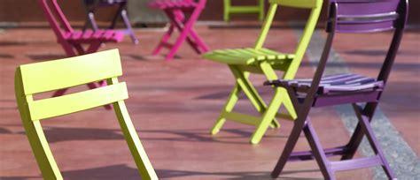 si鑒e de plage pliant chaise de jardin pliante miami grosfillex