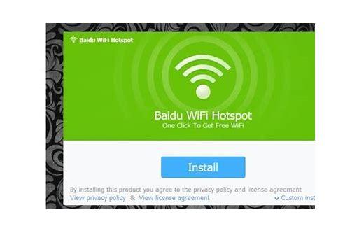 baixar de hotspot de wifi para xp software