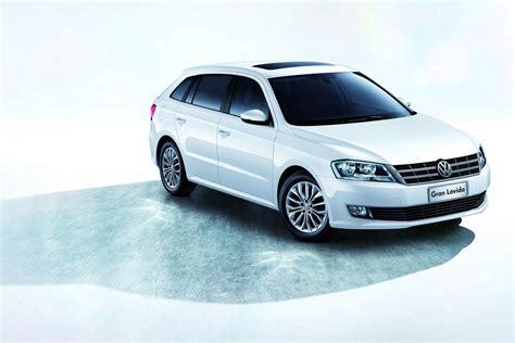 Volkswagen Gran Lavida Revealed In Shaghai Autoevolution