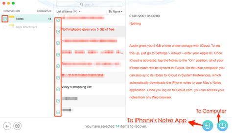how to retrieve deleted notes on iphone 4 ways to recover deleted lost notes on iphone x 8 7 6s 5s