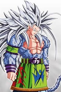 Super saiyan 5 Goku   dragon ball cool pic   Pinterest