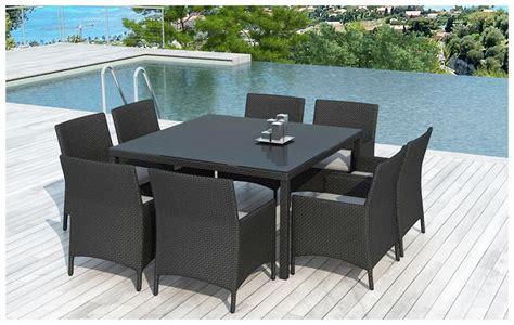 table et chaise de jardin en resine beautiful table et fauteuil de jardin en resine pictures