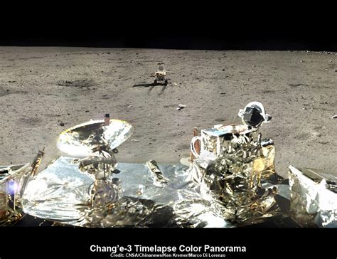 China's Yutu Moon Rover Alive and Awake for 3rd Lunar Day ...
