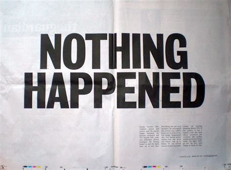happened newspaper spread ad ecotricity