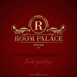 golden room palace logo vector free