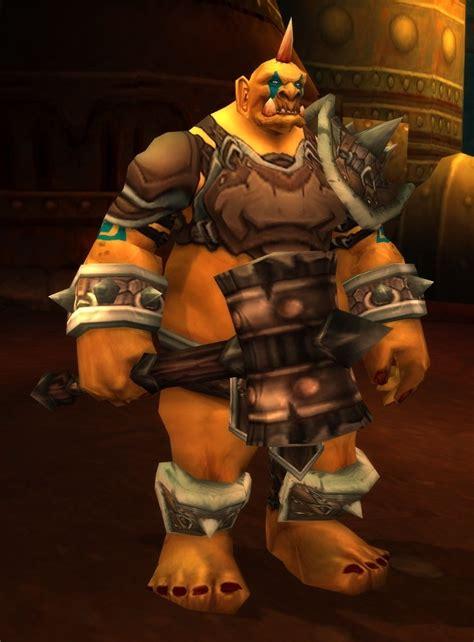Ogre Bodyguard - NPC - World of Warcraft