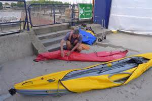 Inflatable Packraft