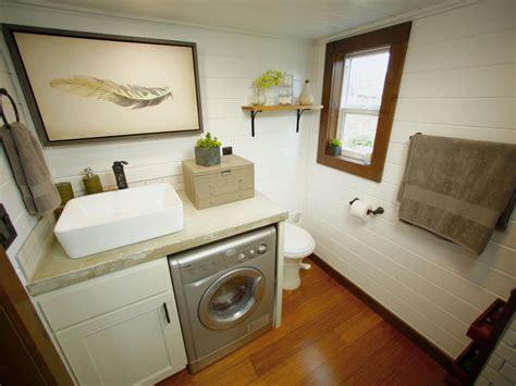 house bathroom ideas 8 tiny house bathrooms packed with style hgtv 39 s