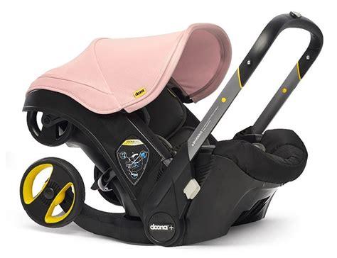 doona infant car seat  base blush pink  shipping