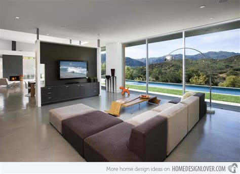 15 Modern Day Living Room Tv Ideas  Decoration For House