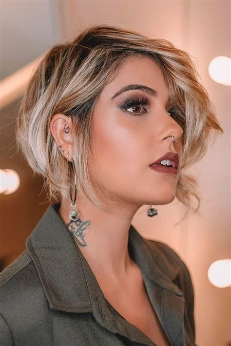 28 chic and trendy styles for modern bob haircuts for fine hair hairstyles bob haircut for