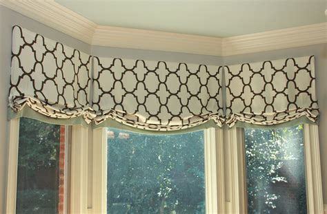 Fabric Valance by Custom Window Valances In Kravet S Quot Riad Quot Fabric By Www