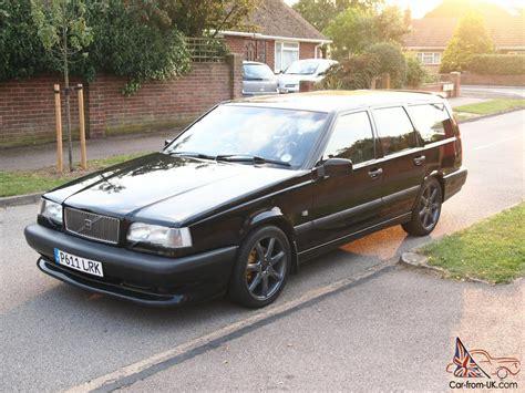 850r Volvo by 1996 Volvo 850r Turbo Black Auto Fsh 124k Genuine