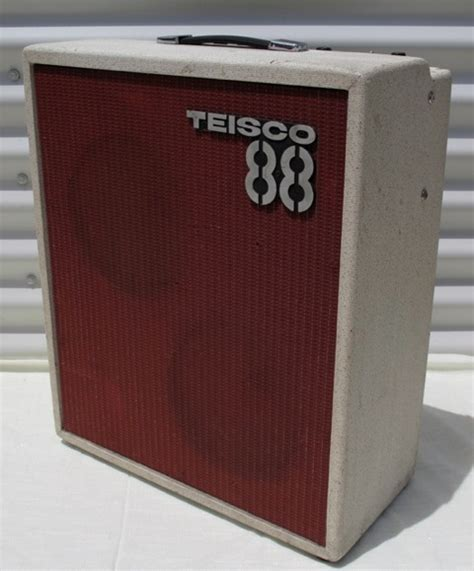 Teisco Guitar Amplifiers Japanese