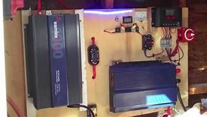 Solar Power System Harbor Freight Panels