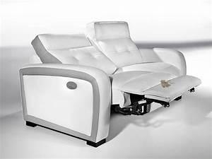 Canapé Electrique But : fauteuil relax lectrique ~ Teatrodelosmanantiales.com Idées de Décoration