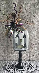 Metal, Pumpkin, Lighted, Centerpiece, Halloween, Decor, Halloween
