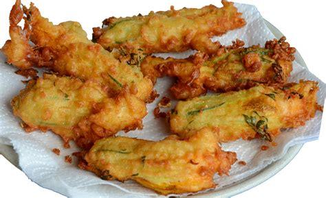 recette beignets de fleurs de courgette yan bosc yan bosc