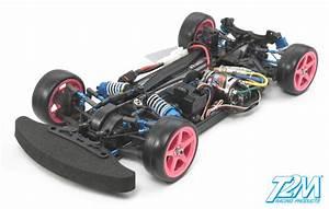 Voiture Rc Electrique : kit chassis ta05 v2 r tamiya 1 10 tam 84159 miniplanes ~ Melissatoandfro.com Idées de Décoration