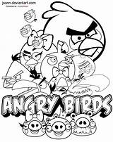 Angry Birds Coloring Pages Printables Bird Printable Getcolorings sketch template