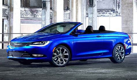 Chrysler Rumors by 2018 Chrysler 200 Convertible Price Specs Release Date