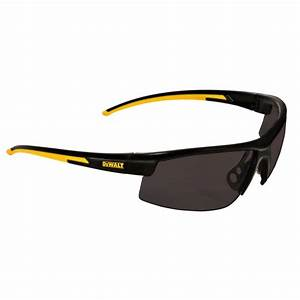 Shop DEWALT Smoke Lens High Definition Polarized Safety