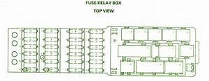 1991 Mercedes W 124 Etm Fuse Box Diagram  U2013 Circuit Wiring