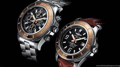Breitling Clock Wallpapers Watches часы Background