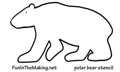 polar template best 25 polar crafts ideas on polar bears for polar animals preschool