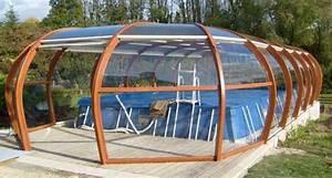 Fabriquer Un Abri De Piscine : abri pour piscine hors sol lequel choisir ~ Zukunftsfamilie.com Idées de Décoration