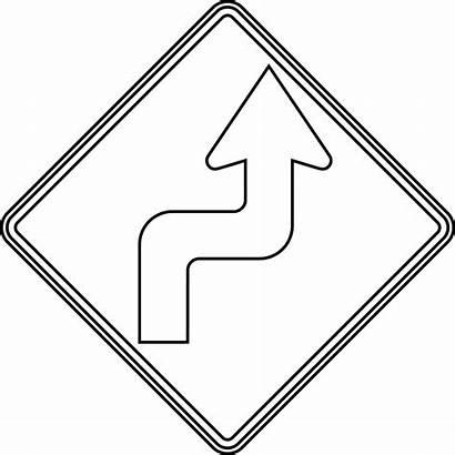 Coloring Traffic Verkehrsschilder Ausmalbilder Signs Road Panneau