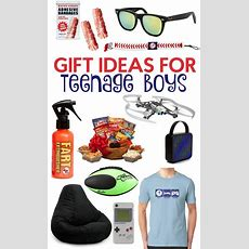 The Perfect Gift Ideas For Teen Boys  A Little Craft In