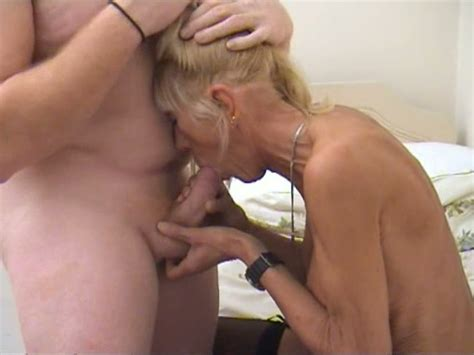 Old And Skinny Blonde Cougar Kay Gets Fucked By Her Horny Doctor Video