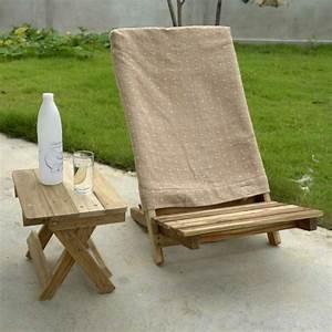 Uniques idées pour la déco avec la chaise pliante! Archzine fr